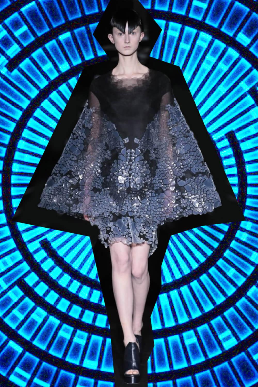 Digital fashion design