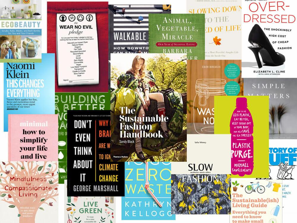 Sustainability Books - Sustainable Living Books wtvox.com
