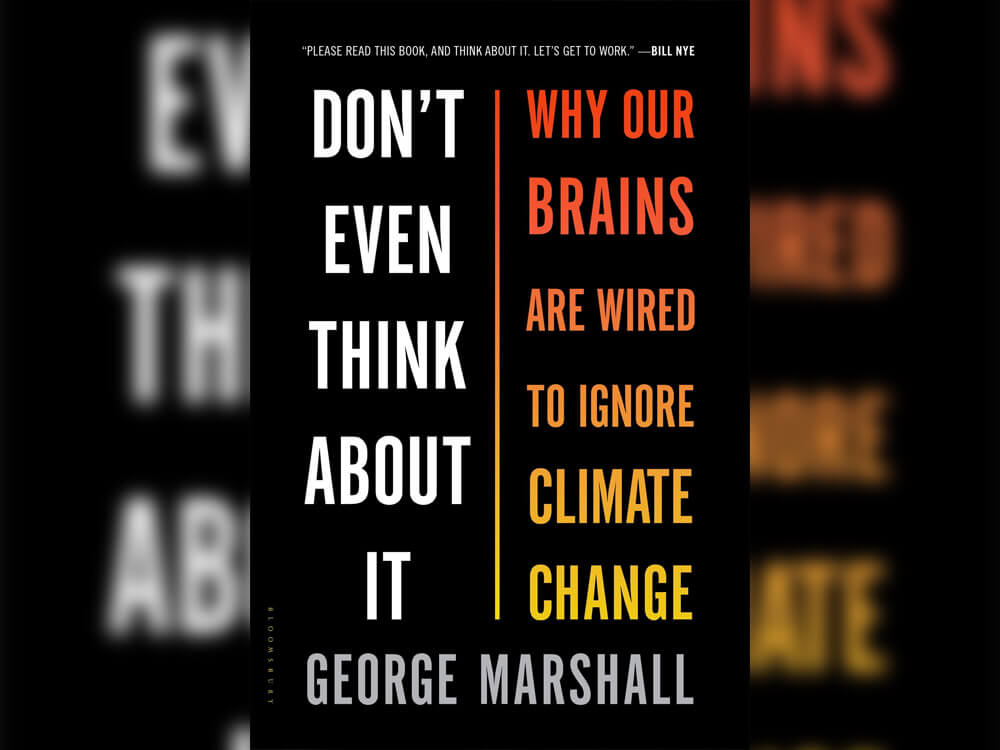 Don't Even Think About It book by George Marshall