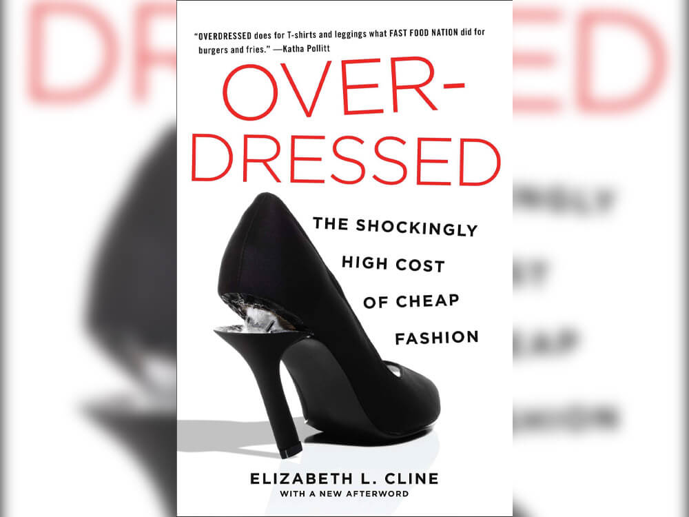 Books on sustainability - 'Overdressed' by Elizabeth L. Cline