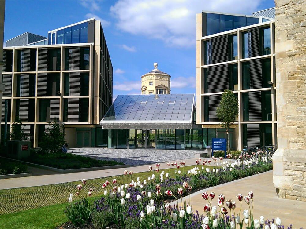 University of Oxford Mathematics Institute