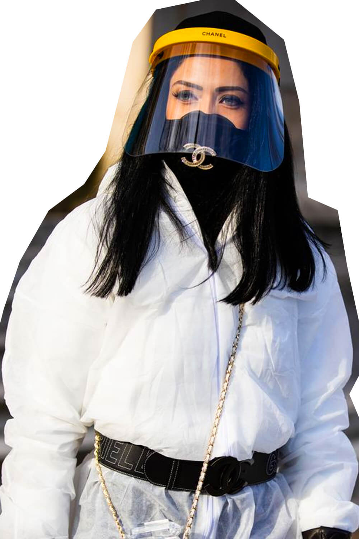 Chanel face masks
