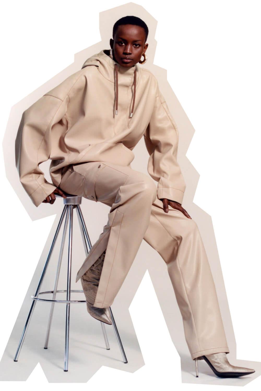 Rihanna's Fenty vegan fashion collection