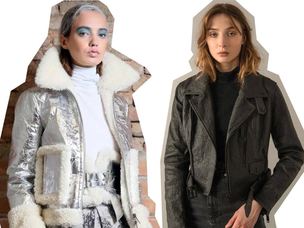 Pinatex jackets