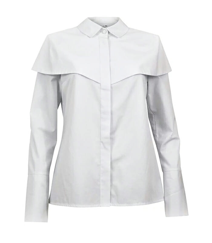 Catalina J white shirt