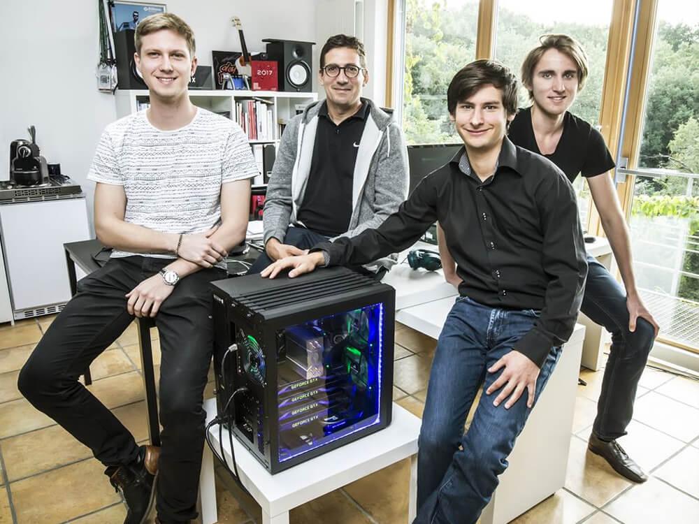 Aiva AI team