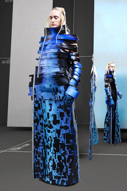 Flora Miranda digital fashion show