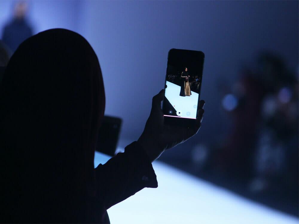 Digital London Fashion Week
