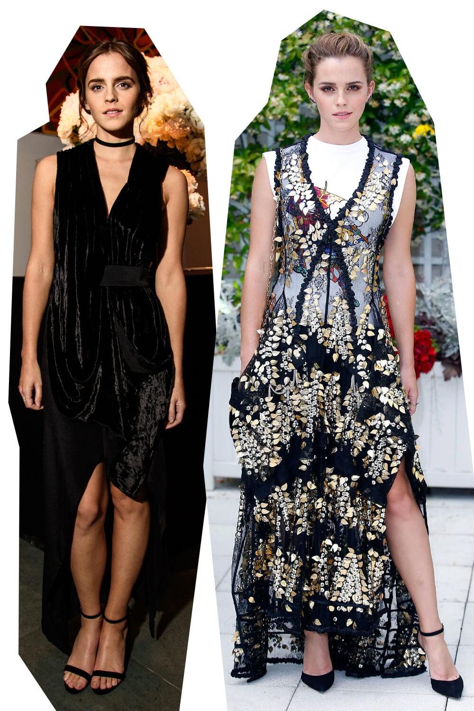 Emma Watson sustainable fashion style