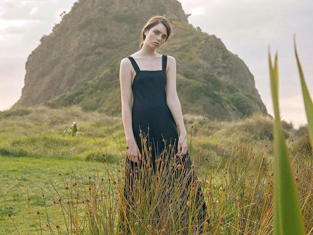 Ovna Ovich sustainable designer fashion
