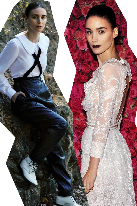 Rooney Mara eco fashion style