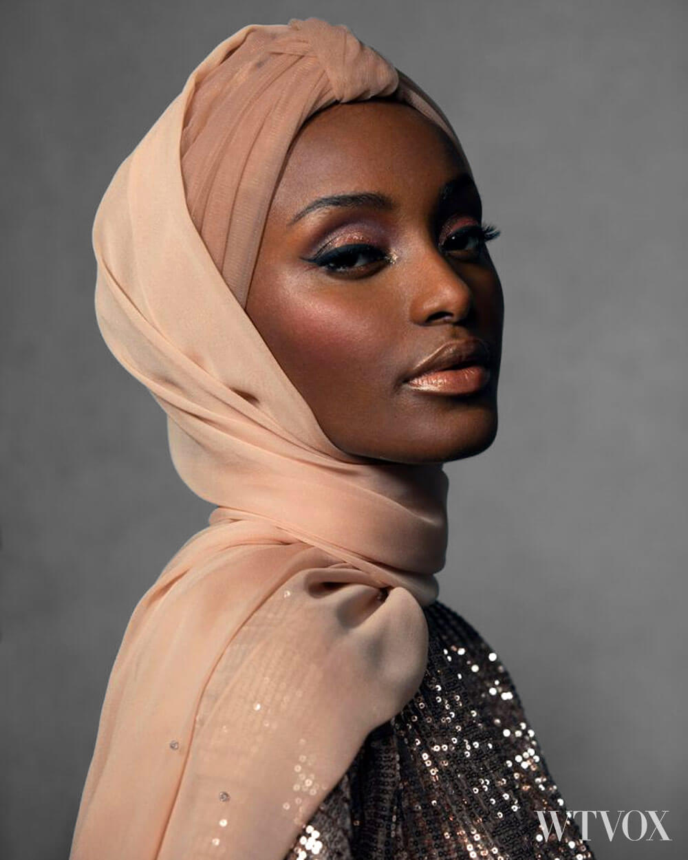 Voluminous Hijab fashion