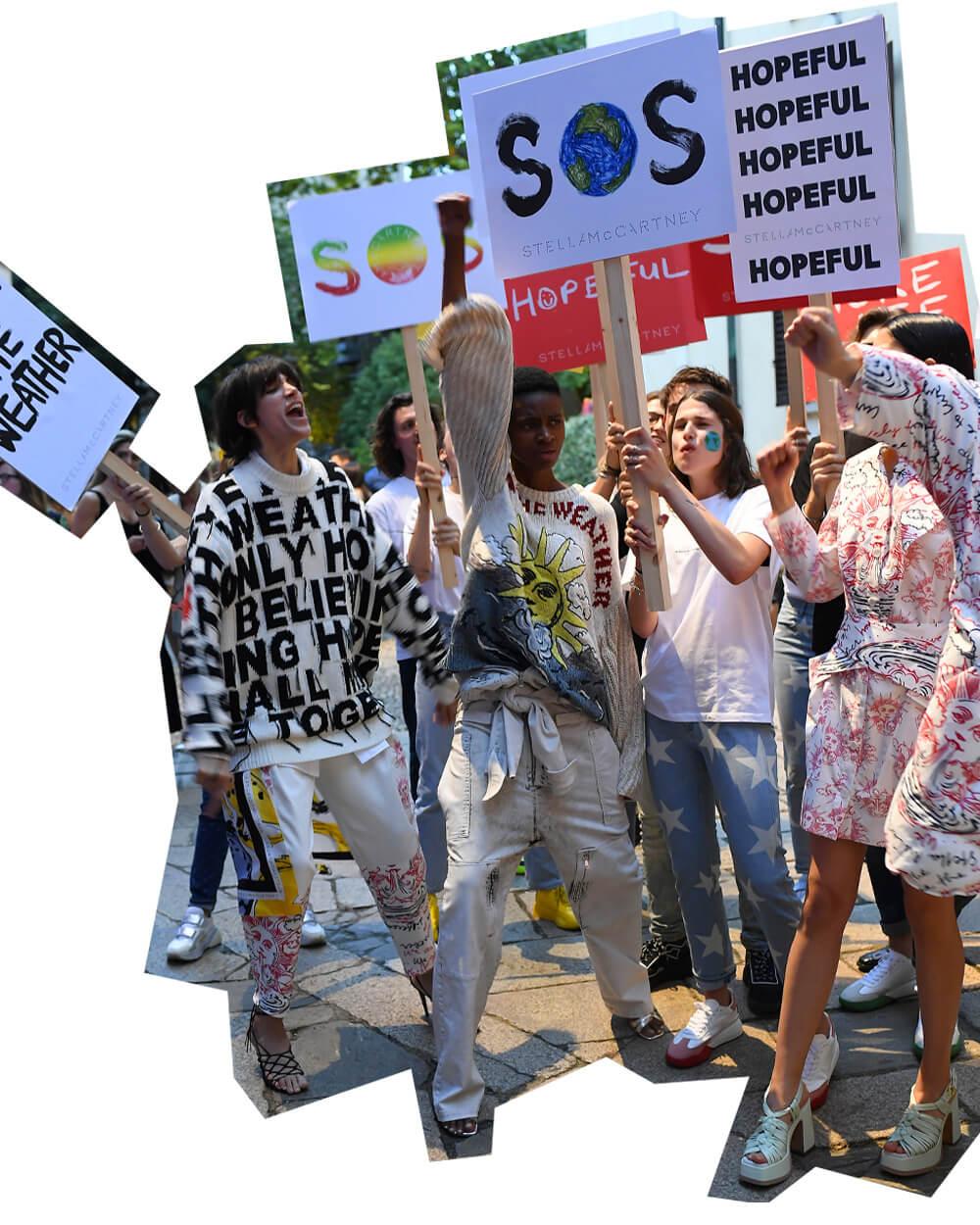 Millennials Demand Sustainable Fashion