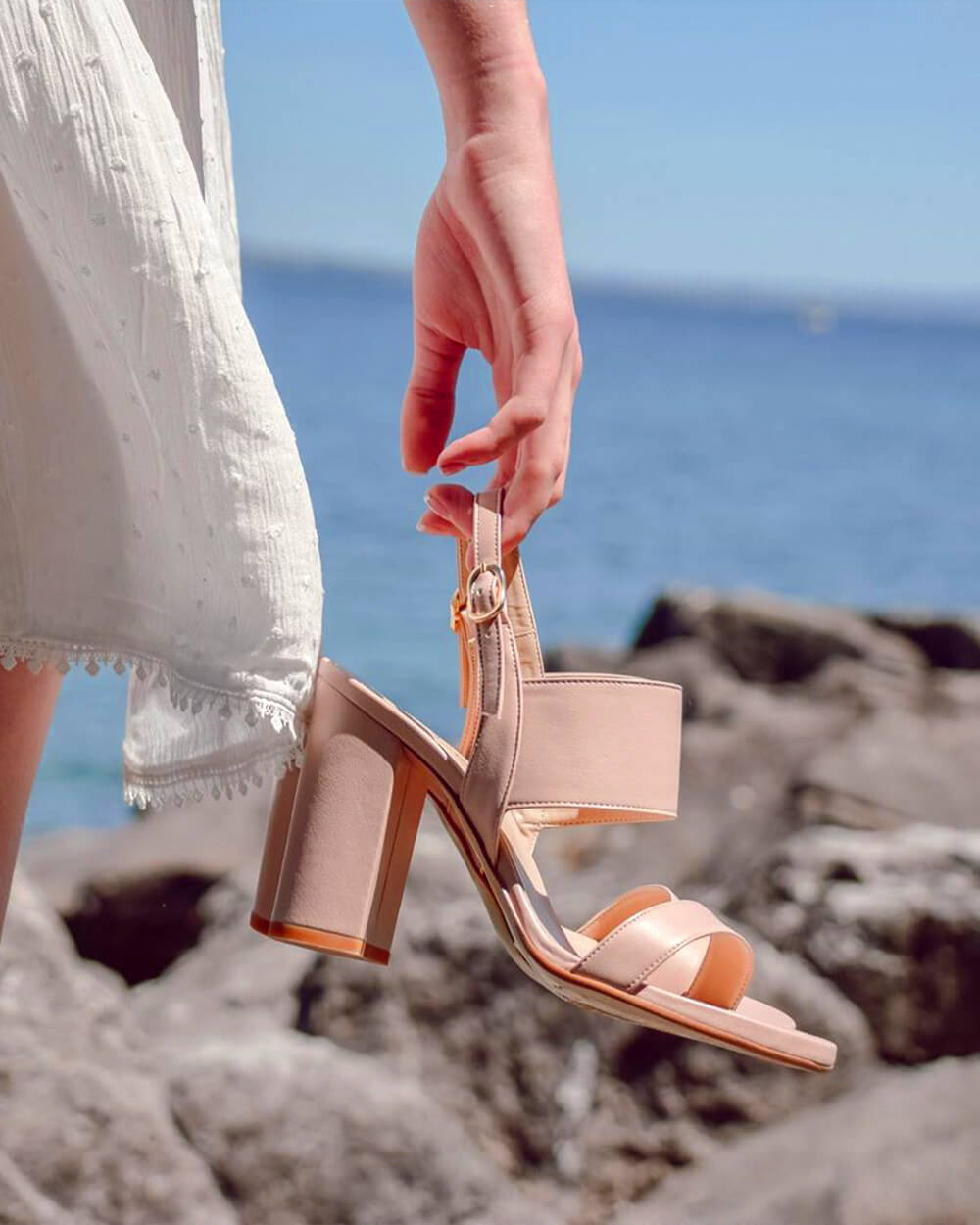 NBlanlac Vegan Luxury Shoes