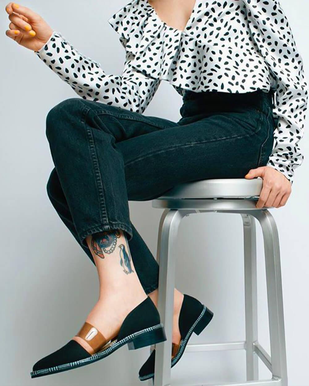 Zoey Simone Vegan Luxury Shoes