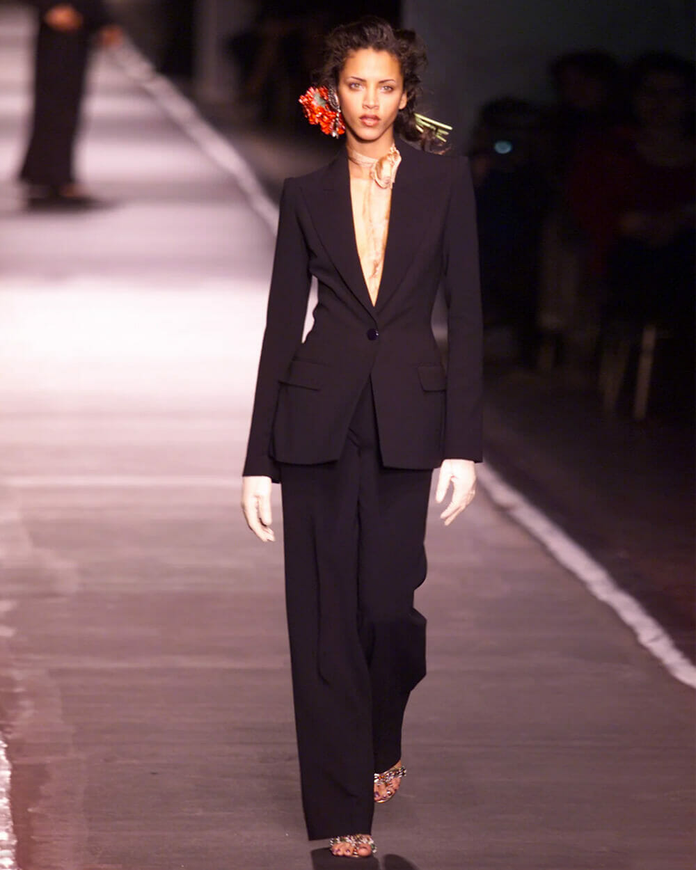 Yves Saint Laurent 'Le Smoking' suit