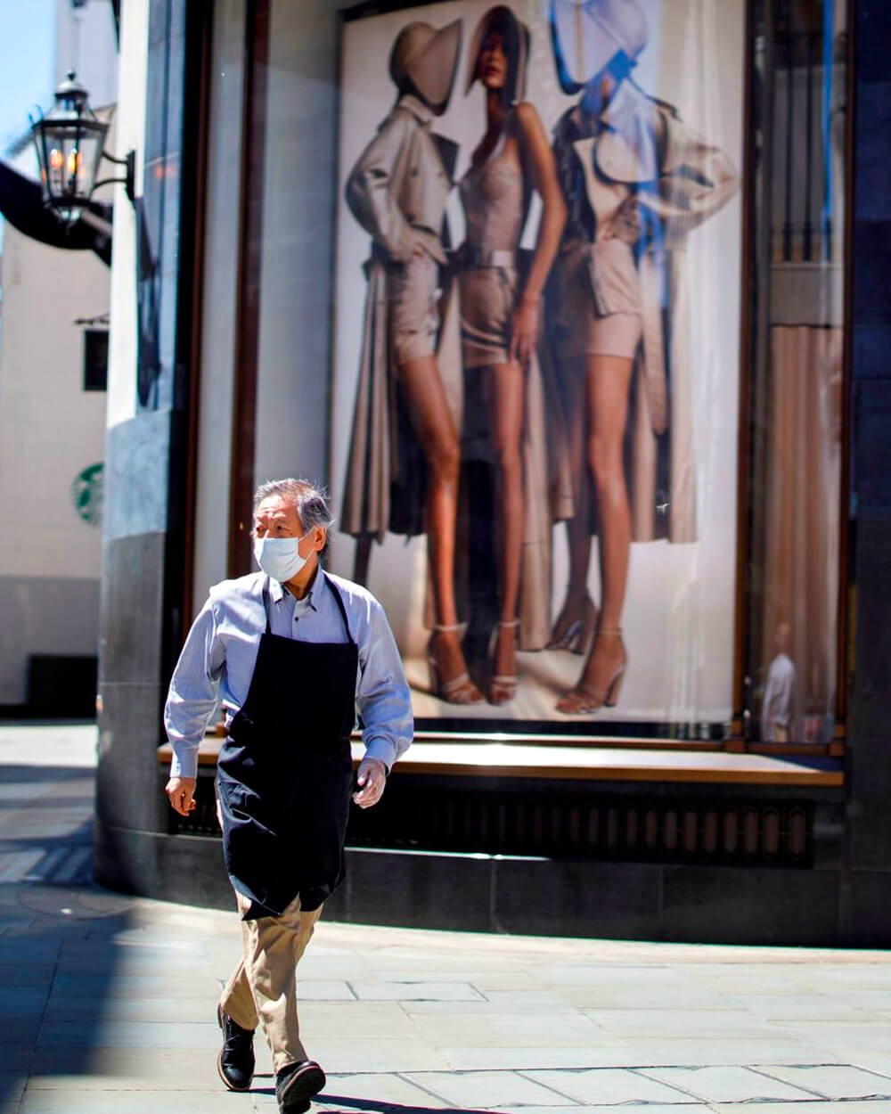 Covid 19 impact on fashion
