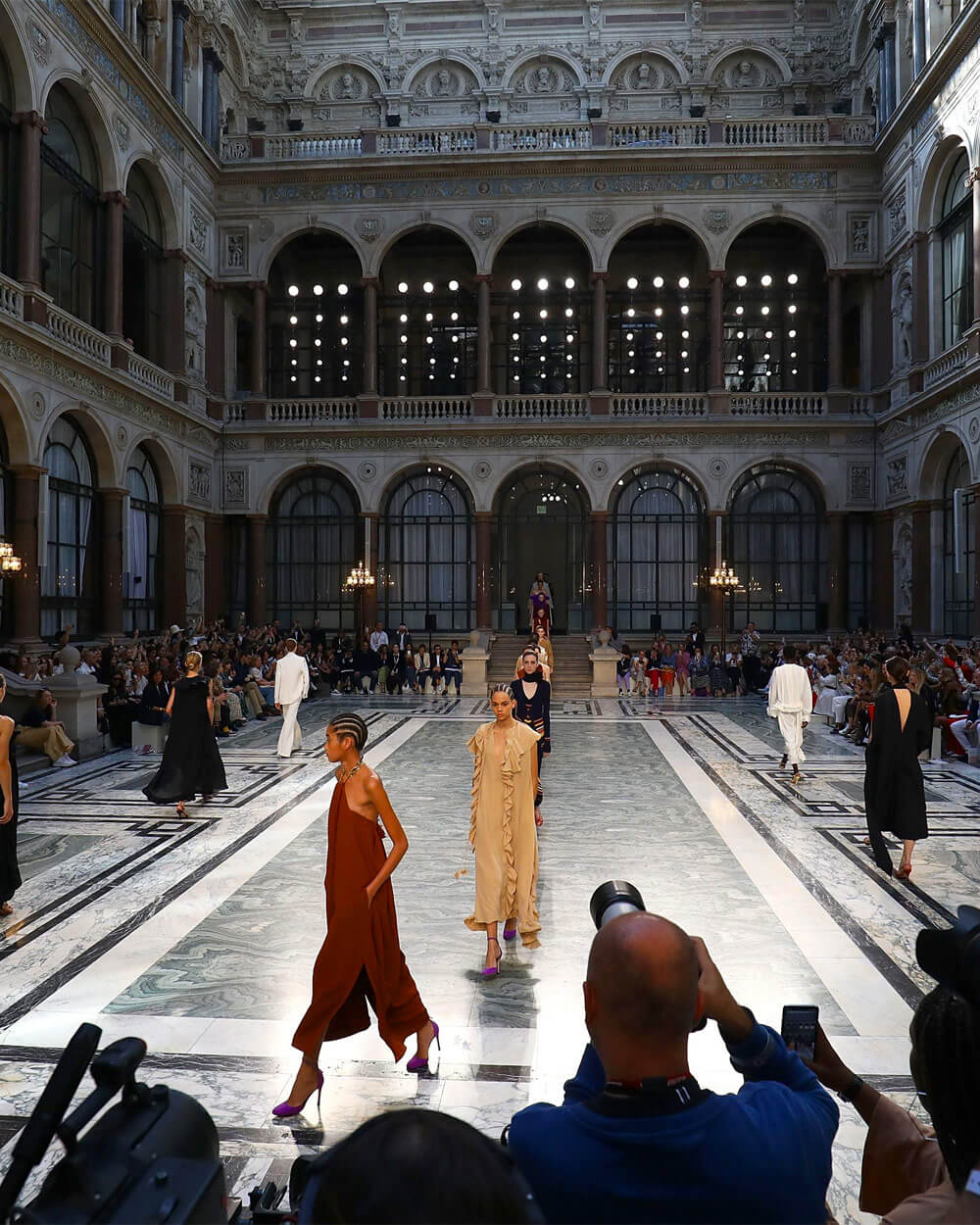 British Fashion Council Venue