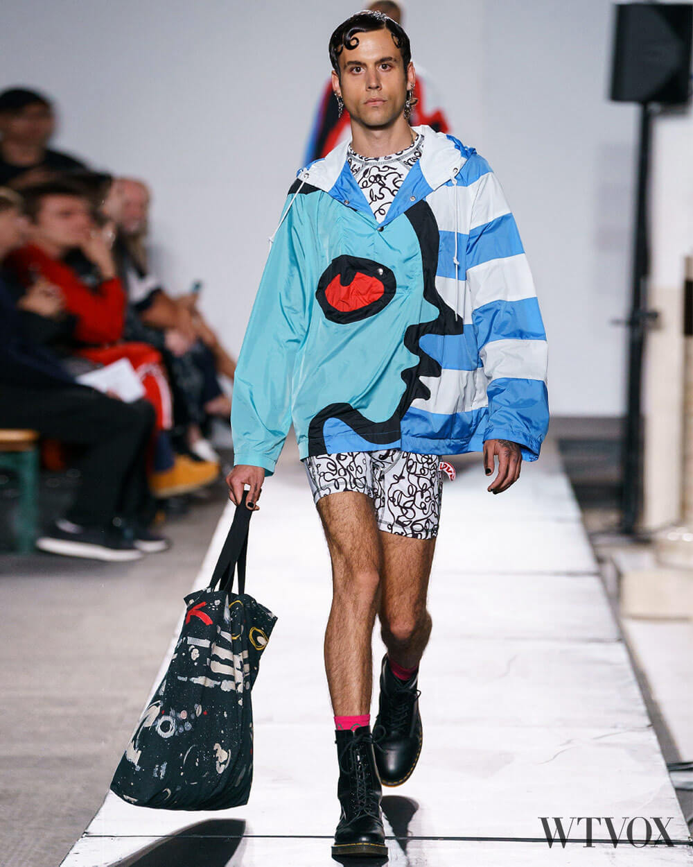 Charles Jeffrey LOVERBOY 2020 collection