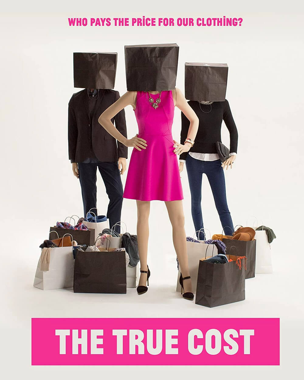 The True Cost documentary about sustainable fashion