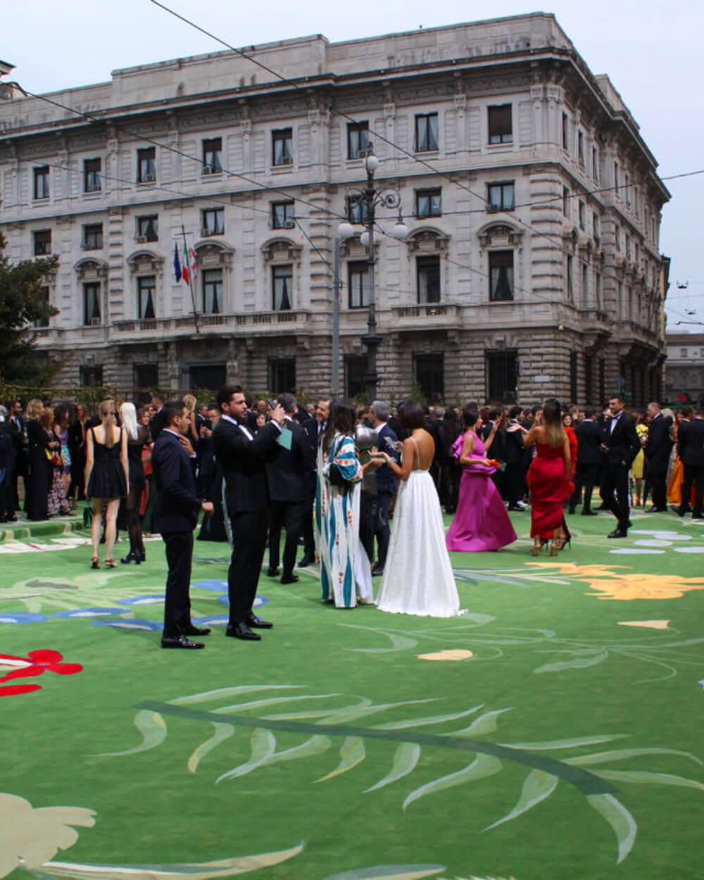 Green Carpet Challenge for ethical and sustainable fashion