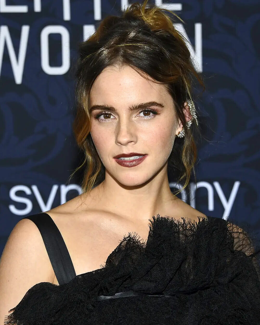 Emma Watson sustainable fashion 2020