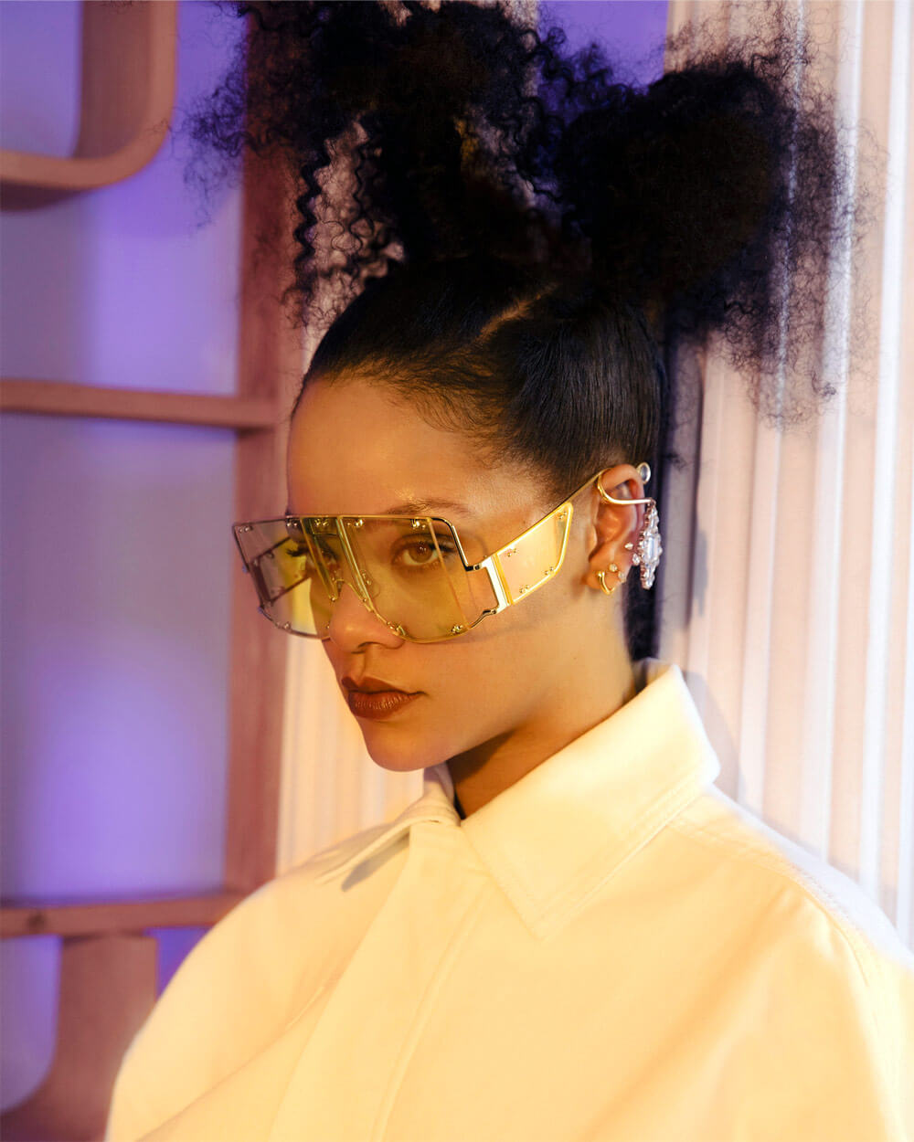 Rihanna eyewear style 2020