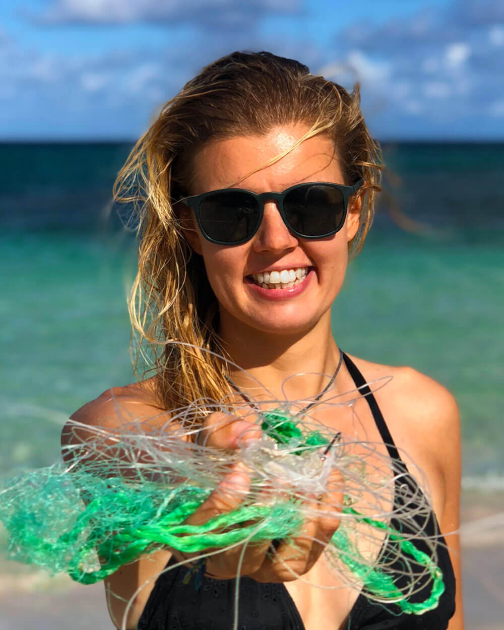 Waterhaul sustainable eyewear