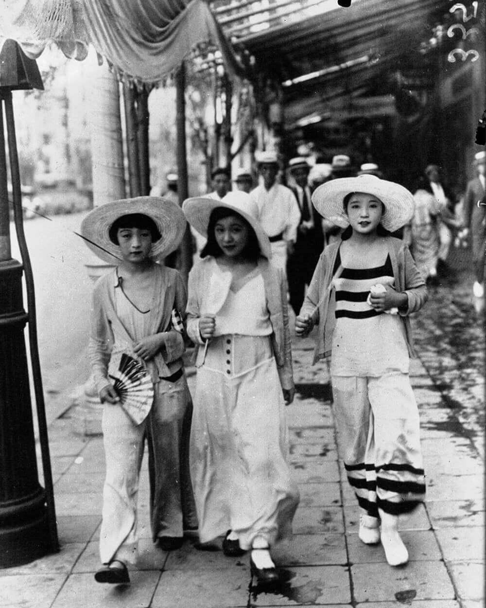 Japanese fashion after World War 2