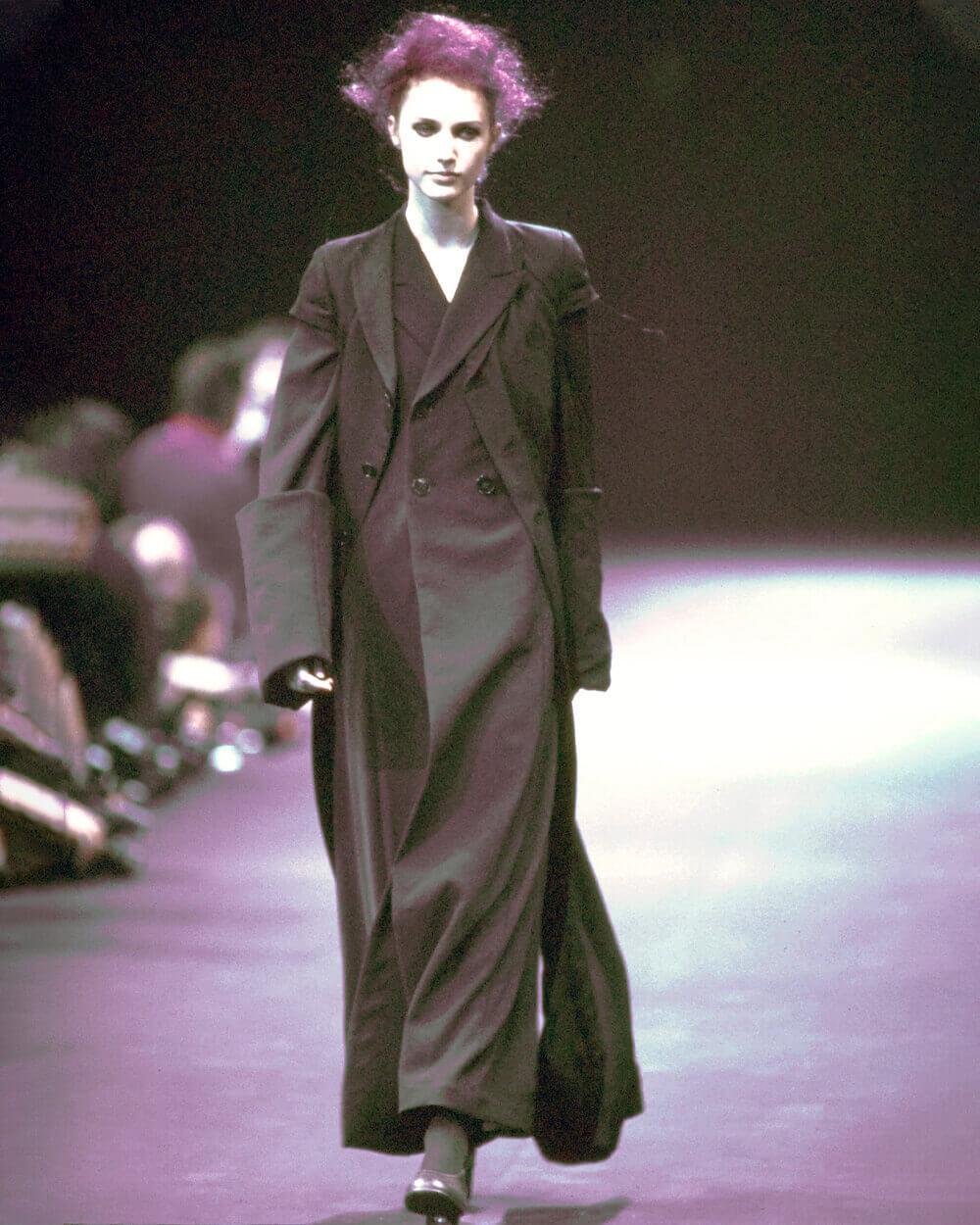 Rei kawakubo/Comme des Garçons Fall 1992