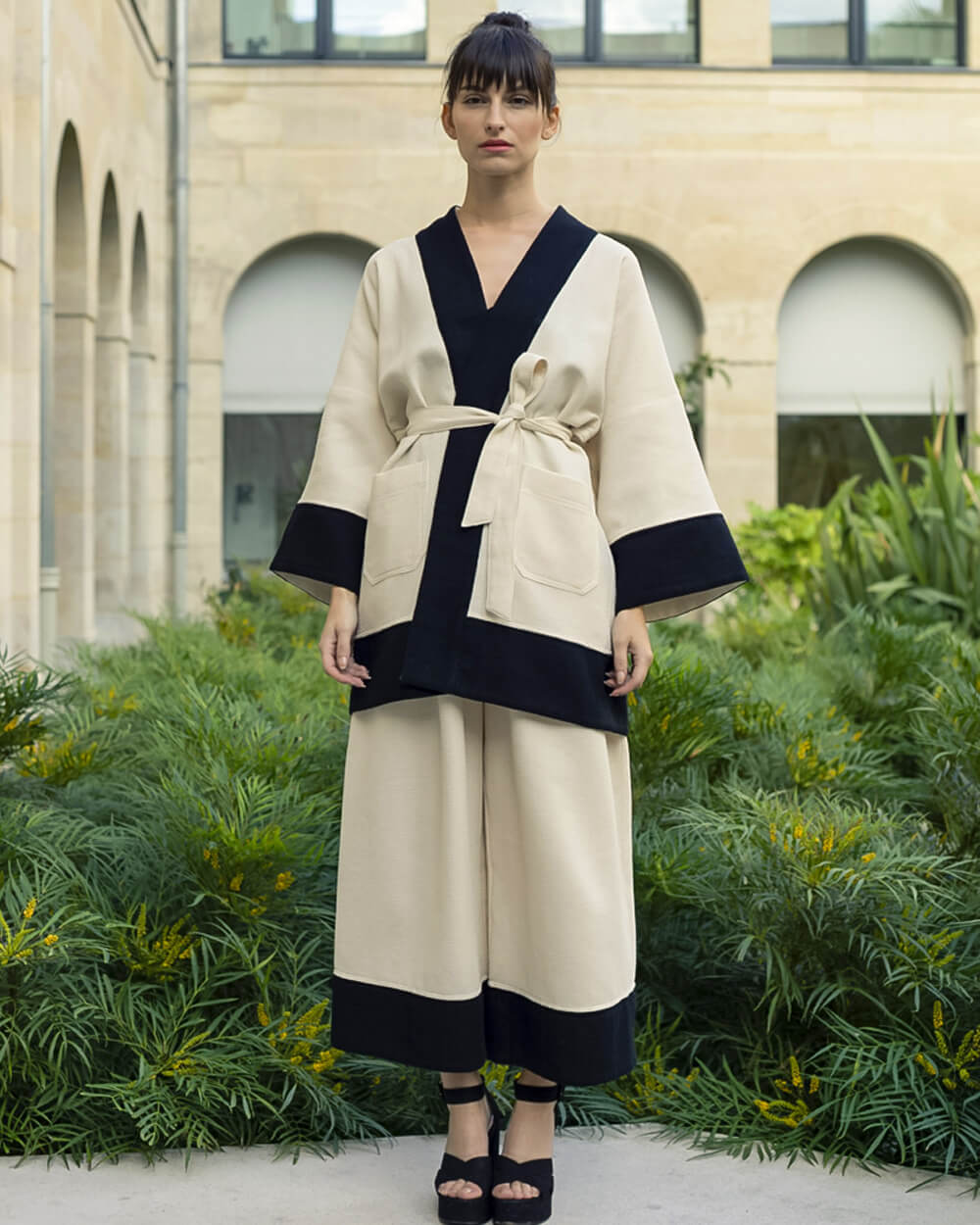 Tremblepierre Kimono