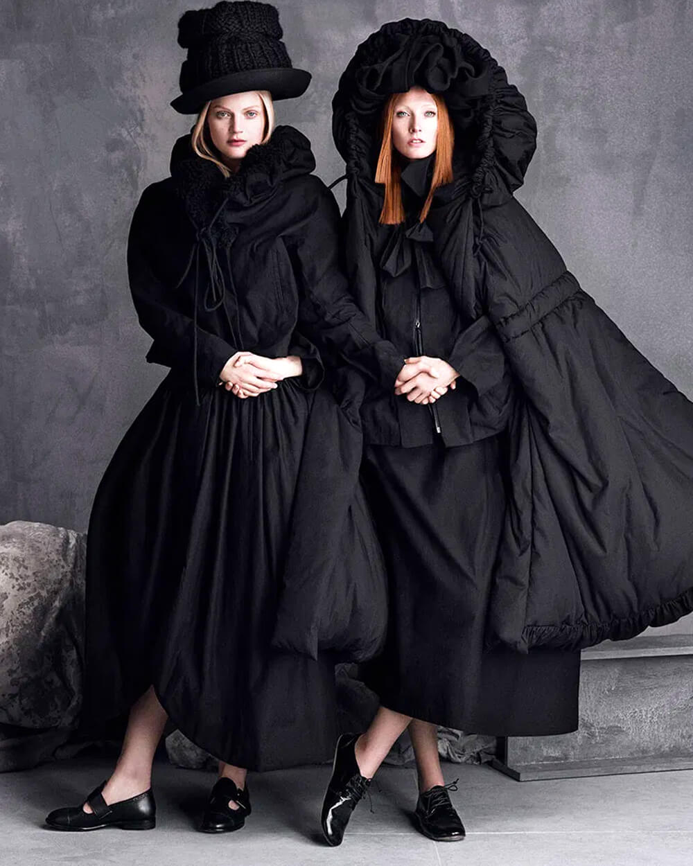 Yohji Yamamoto couture 2014