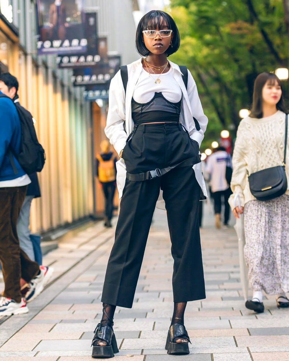Japanese street fashion trends