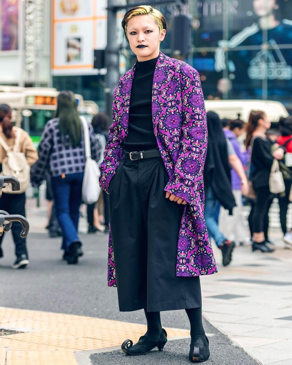 Japanese street fashion 2020