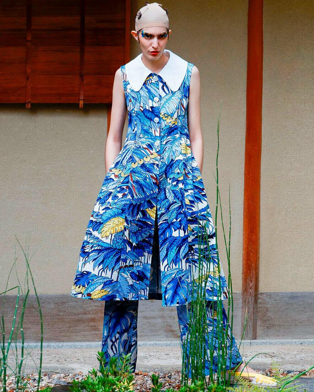 Junko Shimada fashion 2020