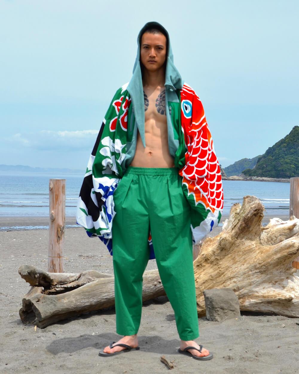 Yoshio Kubo fashion 2020