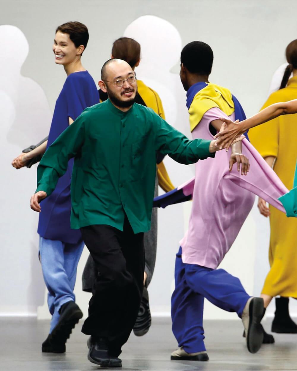 Satoshi Kondo fashion 2020