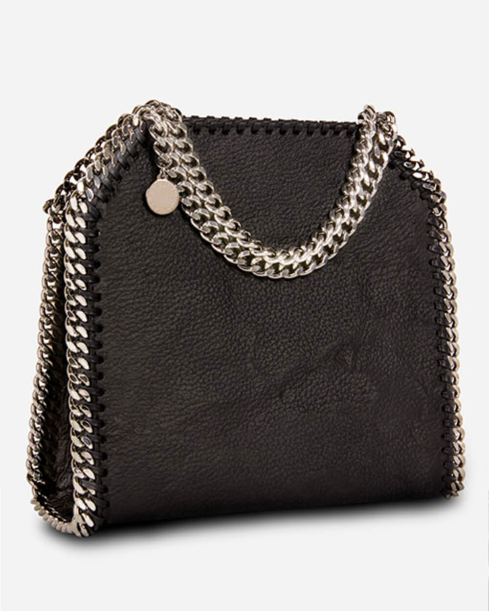 Stella McCarney's famous Falabella bag made from mushroom leather