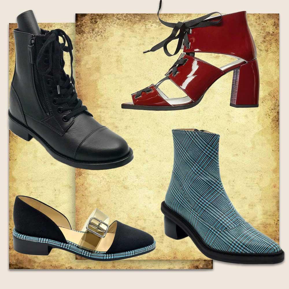 Dark Academia Shoes