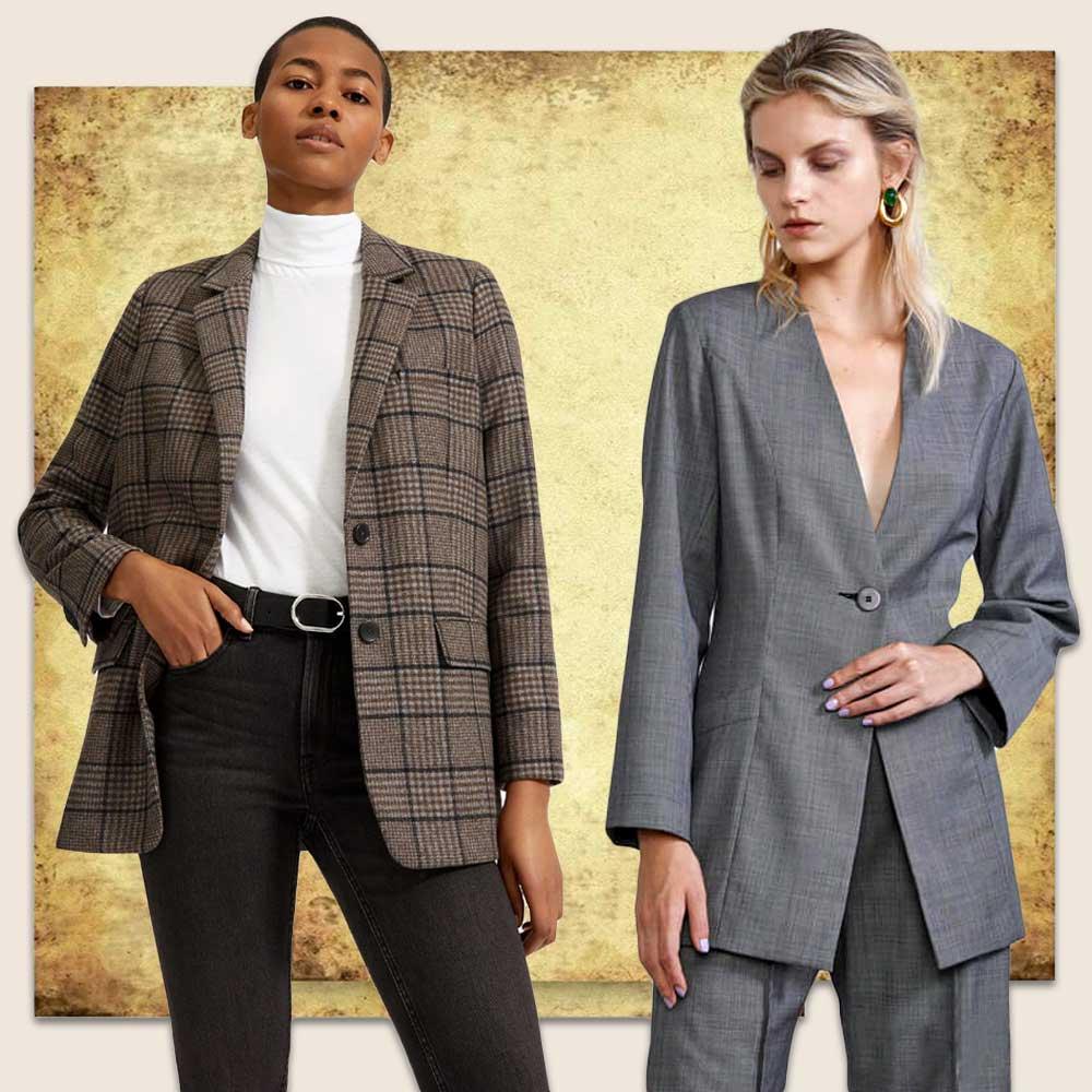 Dark Academia blazers, jackets and coats