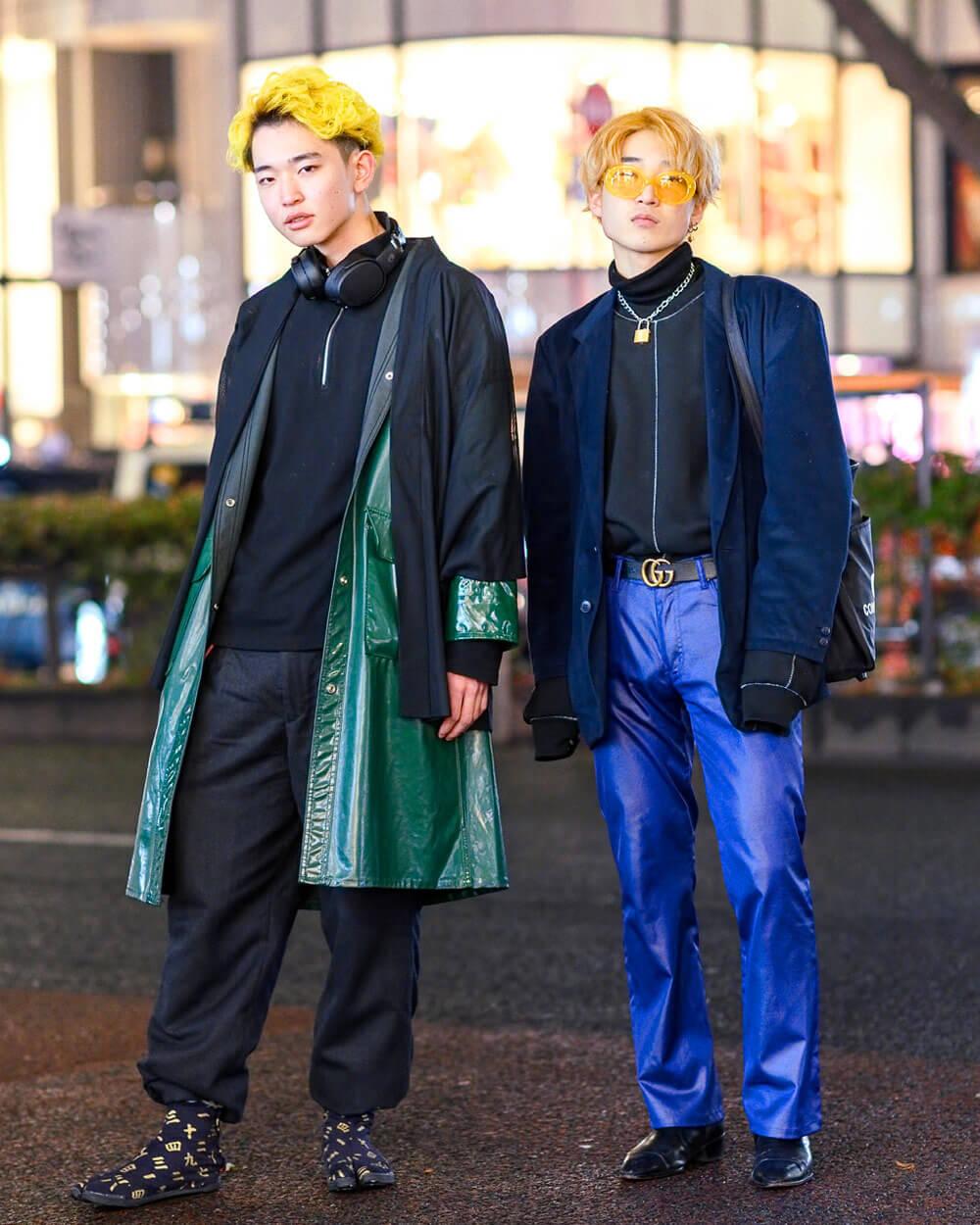 Sou Sou Kyoto streetwear