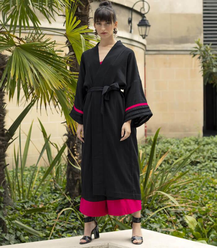 Tremblepierre Zyan Kimono