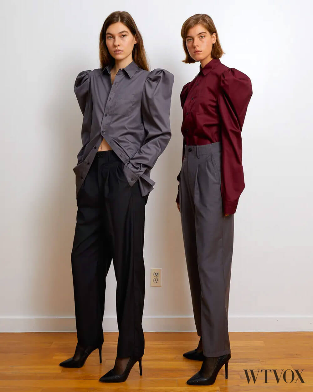 One DNA Androgynous Fashion