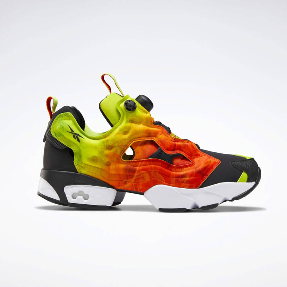 Reebok Instapump Fury high tech sneakers