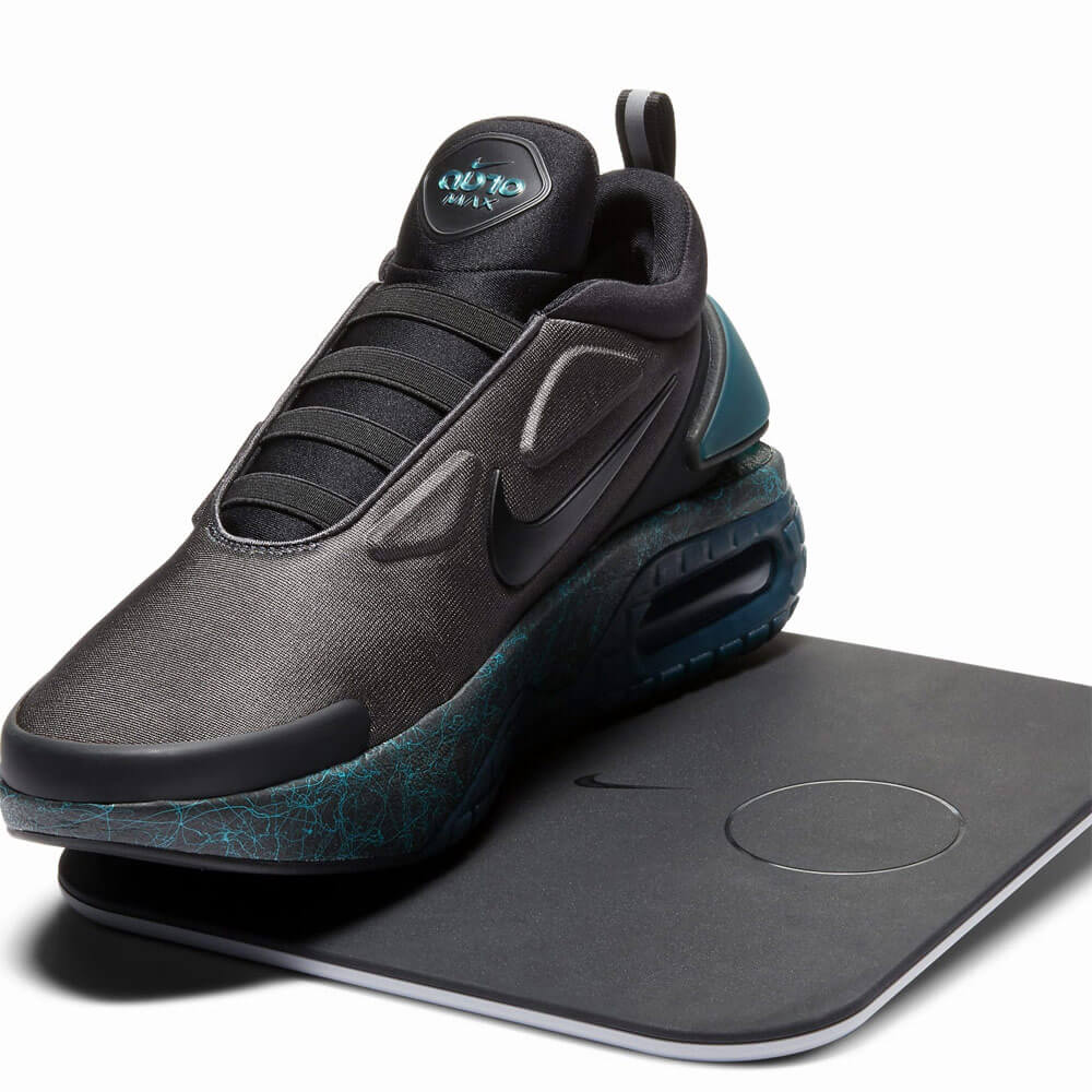 Nike Adapt Auto Max high tech sneakers