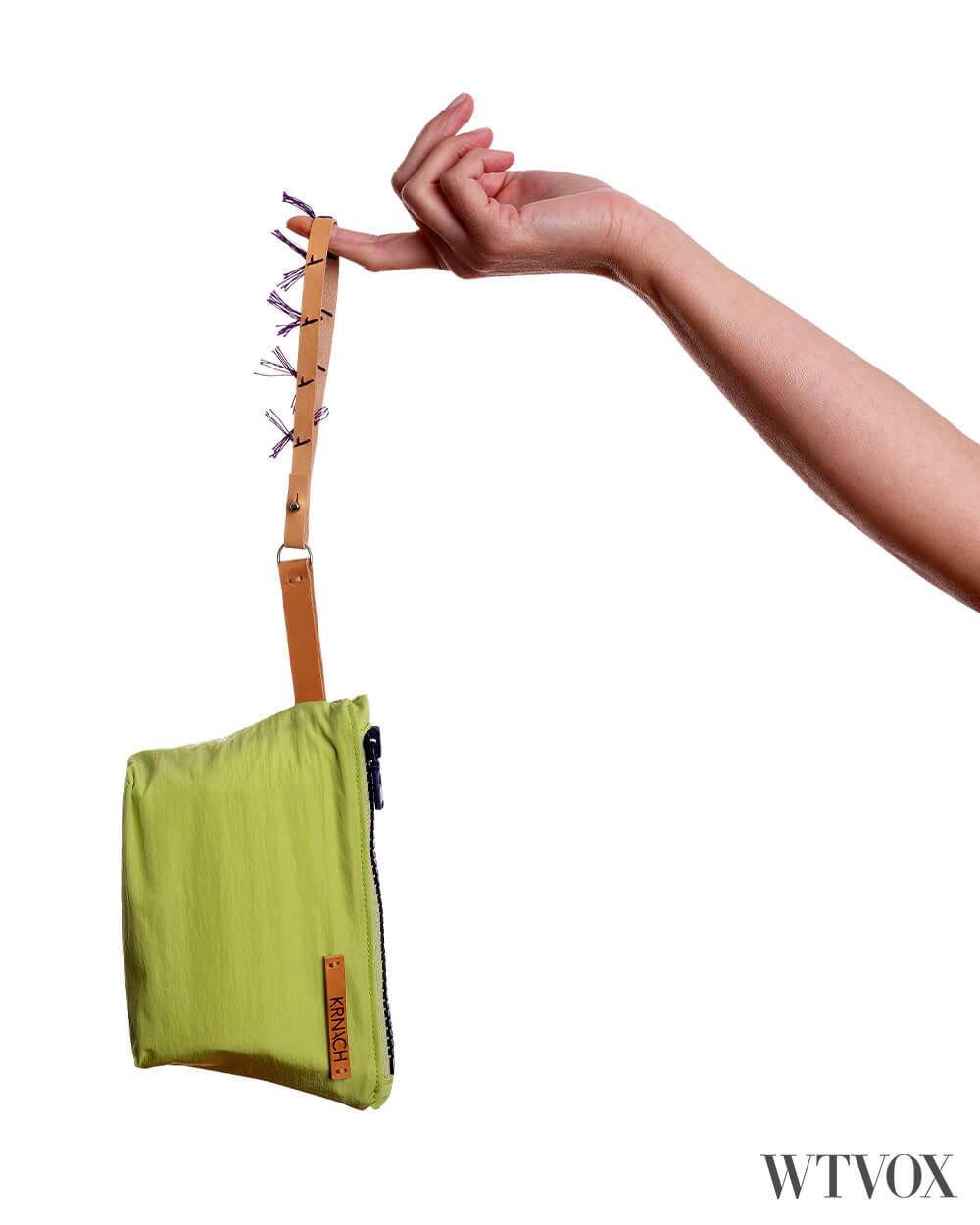 Krnach Caldane sustainable pouch