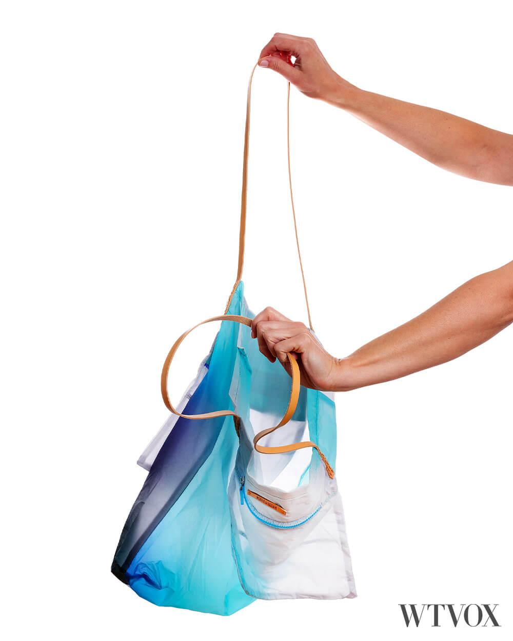 Krnach Medusa sustainable tote bag