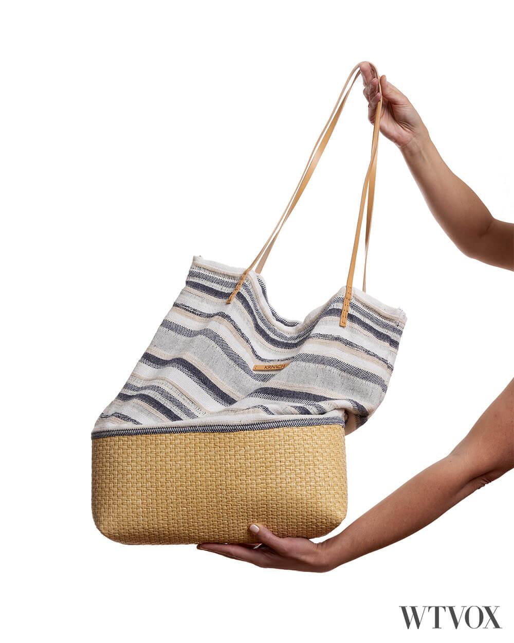 Krnach sustainable handbags