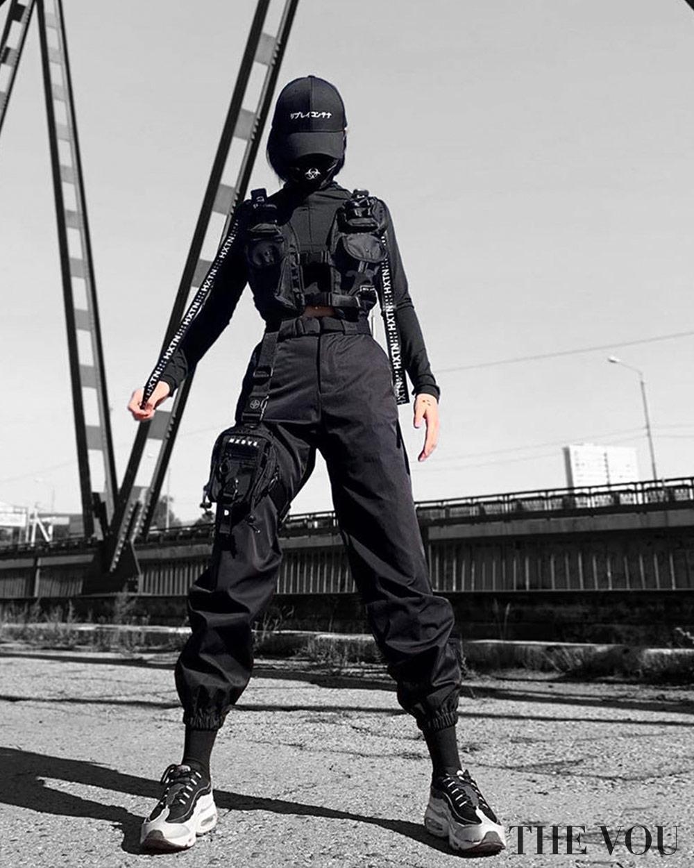 Ha3xun technical clothing for women
