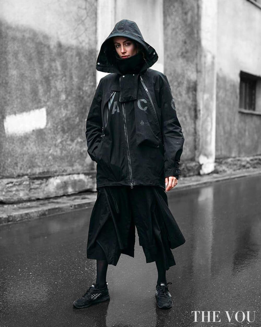 Nike ACG techwear collection for women